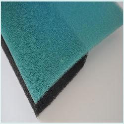 Rilievo del filtrante della protezione di permesso della polvere dell'aria dell'acqua di colori 10-80ppi