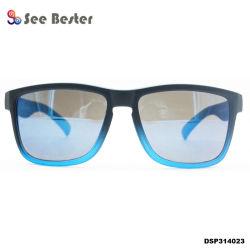2018 Seebester Gredient bon marché en plastique de couleur des lunettes de soleil Lunettes de soleil de la Chine de Wenzhou OEM
