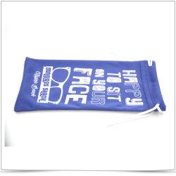 Настраиваемые трафаретная печать логотипа ткань из микроволокна чехол для мобильного телефона