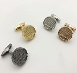 Custom gold plating Metal alfinetes de Luxo