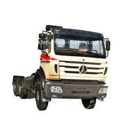 Afrika Hot Sale! 6X6 Head Truck/NORTH Benz tractor Head Beiben tractor Truck 6X6 6WD tractor