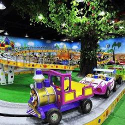 Piscina para crianças para comboios eléctricos Shopping Mall, Mini Passeios de trem de transporte para venda
