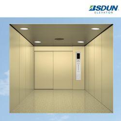 3500kg Carga pesada transporte de mercancías en el interior del coche de pasajeros de bienes elevador de carga