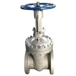 En acier forgé en acier moulé//embase RF en acier inoxydable de la norme ANSI/ASTM Vanne industrielle 150lb--600lb