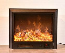 Горячая продажа дома декоративные универсальный электрический камин с дистанционным управлением и поддельных открытого пламени (A-801-2)