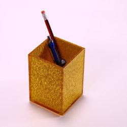 De creatieve AcrylHouder van de Kop van de Pen van het Potlood