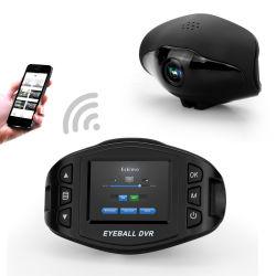 1.5 des Zoll-Bildschirm-DVR 1080P Ntk Gedankenstrich-Nocken-Auto-Schreiber DVR Chipset-Telefon APP-WiFi