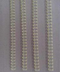 Двойная петля Nylon-Coated провод O для адресной книги обязательную юридическую силу 34 кольца двойной O провод