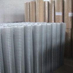 Alta qualità e rete metallica saldata concreta a buon mercato galvanizzata