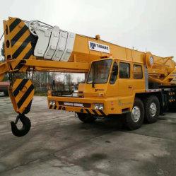 Utiliza la grúa camión de origen japonés 80en Buena Calidad/Tadano 80ton camión grúa