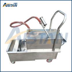 L330 Filtro de aceite comercial carro para equipamiento de cocina