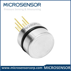 CER Marked SS316L Small Size Gauge 100MPa Customized Piezoresistive Pressure Sensor MPM280