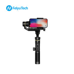 Smartphone MirrorlessのカメラのためのジンバルのSplashproof手持ち型の安定装置とFeiyutech Feiyu G6