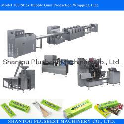 Stock-Kaugummi-Produktionszweig Süßigkeiten-Maschine