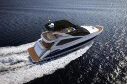 Hq Hot-Sale 66.6FT de haute qualité Bateau de vitesse de moteur Diesel yacht de luxe en aluminium pour 12 personnes