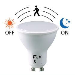 Smart LED GU10 Sensor de movimento da Lâmpada do Sensor do Radar de microondas