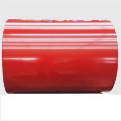 PVC 필름 색깔에 의하여 입히는 PPGI PPGL 금속 장 또는 Prepainted 직류 전기를 통한 강철 코일