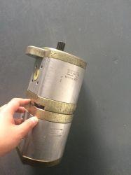Pompe hydraulique à engrenages du camion-benne rotative de la pompe hydraulique à engrenages
