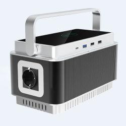 Gainstrong 222W USB LED 태양 에너지 축전지 지원 옥외 전력 공급 에너지 저장 및 저장 태양 에너지