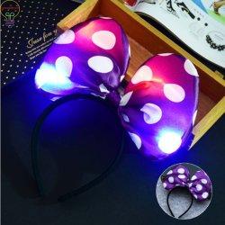 Blagenert Cabello luminoso diadema Aro parte óptica decoración colores luz