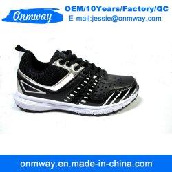Des éléments métalliques occasionnel d'injection de chaussures de sport