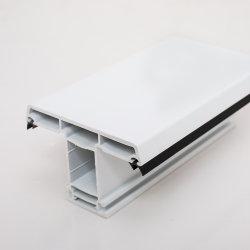 Белый свинца с УФ защитой UPVC профиль для окон и дверей