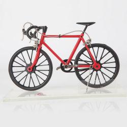 Aleación de 1/8 del modelo de bicicleta de carretera Die-Cast manija doblada del modelo de bicicletas