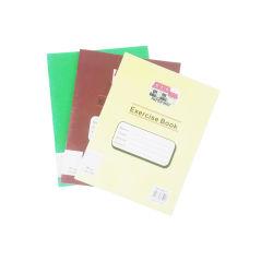 Escrever páginas 80 16x21cm Livro de exercícios escolares