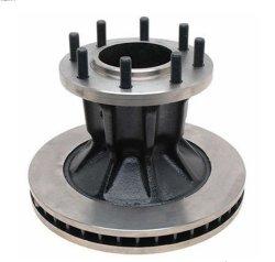 車の部品のためのOEMの鉄またはアルミニウムまたは鋼鉄精密鋳造の回転子のハブ