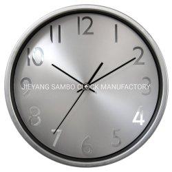 Commerce de gros Custom Horloge murale ronde de 12 pouces
