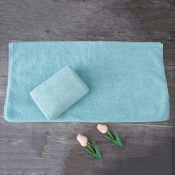 Cheap Wholesale pur coton teint clair Terry part Serviette de bain