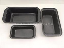 3 PCS Fôrma Bakeware antiaderente