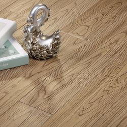 L'art de Nice en usine à chevrons de parquet en bois de teck le plancher en bois solide