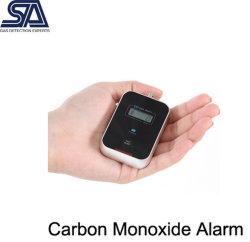 Le monoxyde de carbone du gaz Co protéger l'homme d'alarme de système de chauffage défectueux