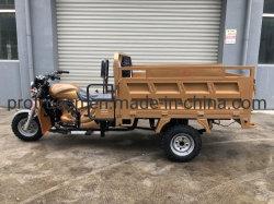 Freno de aceite y de refuerzo para el triciclo de carga