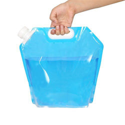 Camping 1L 5L 10L'eau potable de l'eau en plastique liquide sac de sport