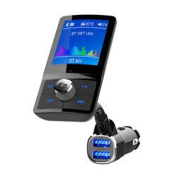 Transmisor FM Coche MP3 Wireless Bluetooth Car Kit Manos Libres