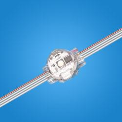 Waterdichte IP67 SMD5050 RGB 0.72W 160 LEIDENE van de Verlichting van de Graad Module