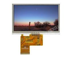 Nextek 4.3'' TFT LCD 480*272 pour les biens blancs
