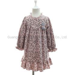 Paisley는 아기 착용 의류를 위한 소녀 치마 복장 아이들 아이 옷을 인쇄했다