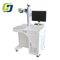 Macchina della marcatura del laser della fibra di stampa di marchio del laser sulla mobilia del condizionatore d'aria