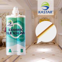 Het Marmer die van de lijm aan Metaal epoxy-Gebaseerde Kleuren Kleefstof voegen