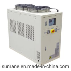 Nouvelle conception du système de refroidisseurs refroidis par air, refroidisseur d'air Réservoir d'eau de refroidissement de l'eau industrielle Système chiller