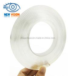 Lavable Traceless Nano adhesivo de doble cara cinta Magic