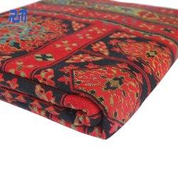 カスタム工場純粋で多彩なファブリックニュージーランドのウール毛布