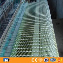En acier inoxydable Treillis métalliques décoratifs/mur rideau Architectural Mesh