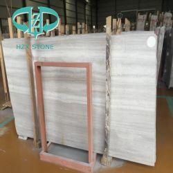Serpeggiante en bois blanc/Grain/veines pour salle de bains en marbre mur/les carreaux de plancher de dalles de conception//couvrant/plinthes/Motif