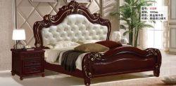 Base reale americana di legno solido del blocco per grafici della base dell'oggetto d'antiquariato della mobilia della camera da letto di stile