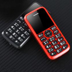 Double carte SIM de téléphone mobile cellulaire Senior Mini Téléphone GSM Téléphone cellulaire
