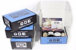 アマゾンProducts ShippingのためのFoldable Aircraft Box Mailer E Flute Corrugated Box Packaging
